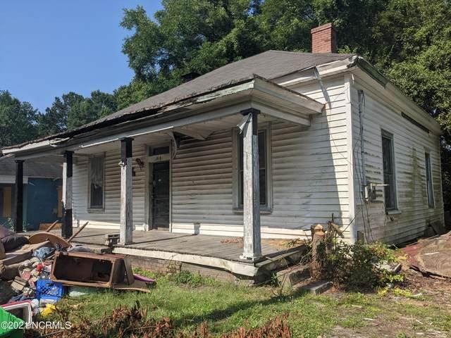 816 Pender Street, Rocky Mount, NC 27801 (MLS #100283267) :: Frost Real Estate Team