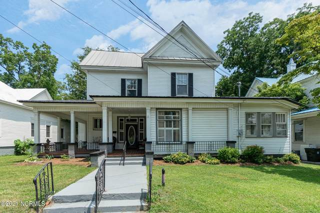 206 W College Street, Mount Olive, NC 28365 (MLS #100283268) :: Frost Real Estate Team