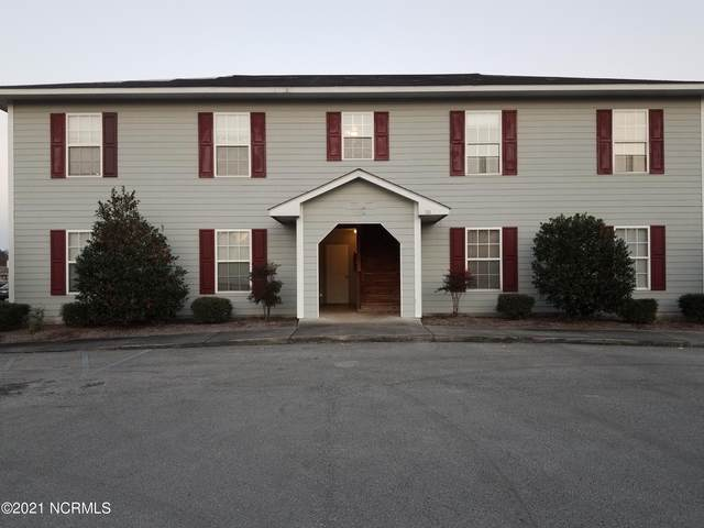 700 Hammock Lane #3, Jacksonville, NC 28546 (MLS #100283286) :: Berkshire Hathaway HomeServices Hometown, REALTORS®