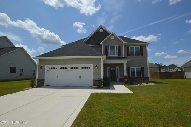 504 Turpentine Trail, Jacksonville, NC 28546 (MLS #100283289) :: Berkshire Hathaway HomeServices Hometown, REALTORS®