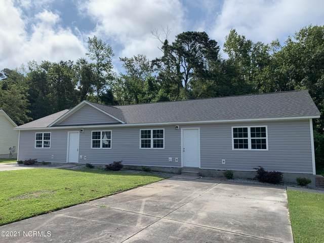 110 Easy Street, Jacksonville, NC 28546 (MLS #100283299) :: Berkshire Hathaway HomeServices Hometown, REALTORS®