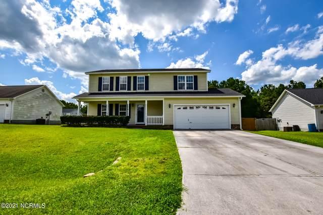 203 Slate Court, Jacksonville, NC 28546 (MLS #100283300) :: Berkshire Hathaway HomeServices Hometown, REALTORS®
