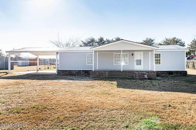 1488 Pinetops-Crisp Road, Pinetops, NC 27864 (MLS #100283303) :: CENTURY 21 Sweyer & Associates