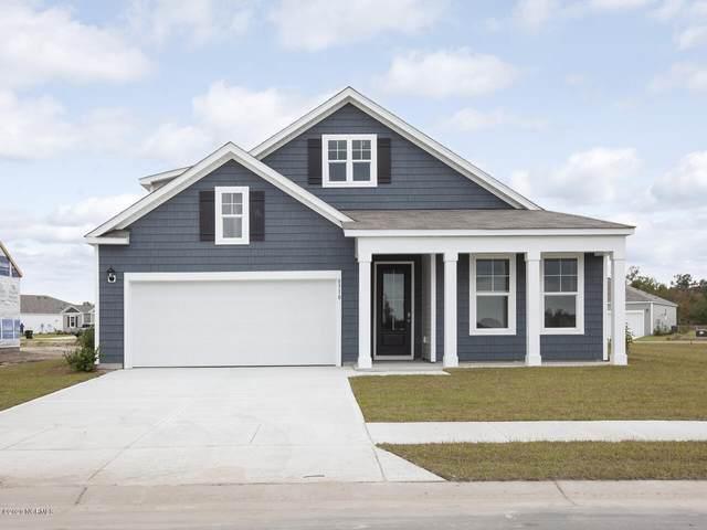 5351 Black Oak Court Lot 19, Winnabow, NC 28479 (MLS #100283307) :: Stancill Realty Group