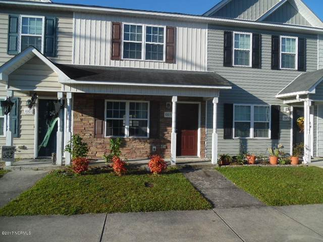 1003 Grandeur Avenue, Jacksonville, NC 28546 (MLS #100283309) :: Berkshire Hathaway HomeServices Hometown, REALTORS®