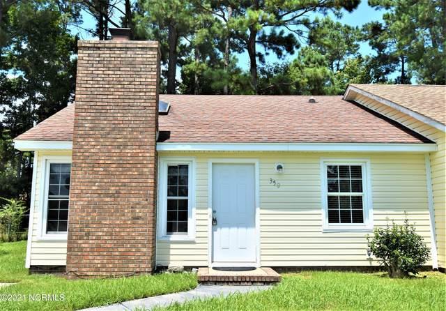 359 W Frances Street, Jacksonville, NC 28546 (MLS #100283327) :: Berkshire Hathaway HomeServices Hometown, REALTORS®