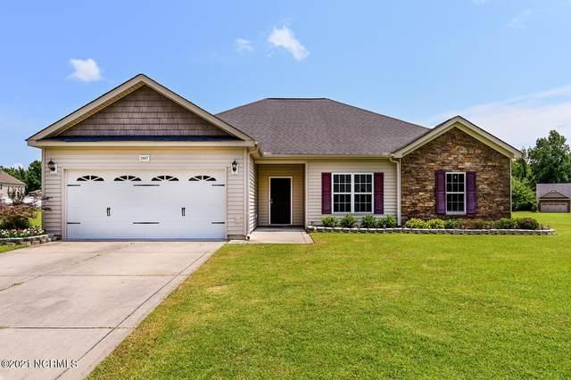 2467 Kodiak Drive, Winterville, NC 28590 (MLS #100283328) :: Courtney Carter Homes