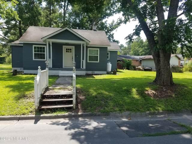 212 S Rockfish Street, Wallace, NC 28466 (MLS #100283330) :: The Cheek Team