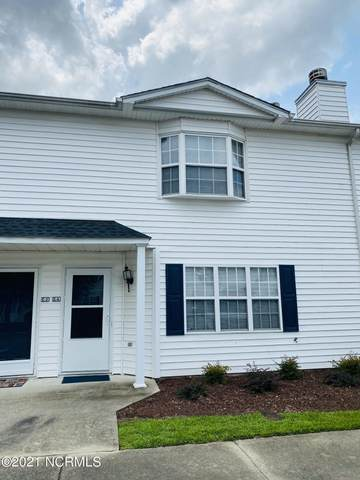 1025 Spring Forest Road E6, Greenville, NC 27834 (MLS #100283350) :: Stancill Realty Group