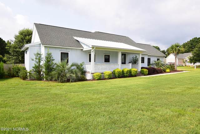 5010 Canvasback Court, Southport, NC 28461 (MLS #100283365) :: The Oceanaire Realty
