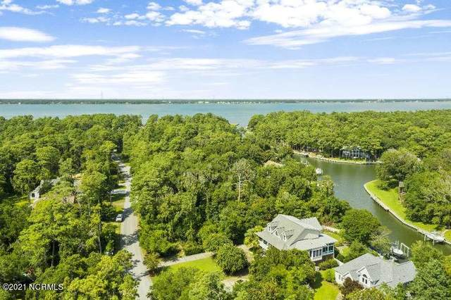 158 Arborvitae Drive, Pine Knoll Shores, NC 28512 (MLS #100283366) :: Stancill Realty Group