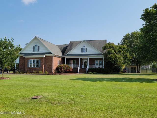 1460 Devon Drive, Grimesland, NC 27837 (MLS #100283368) :: Stancill Realty Group