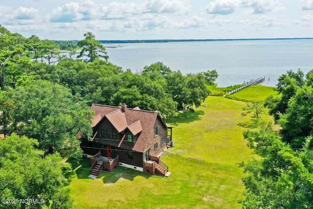 233 Point Road, Newport, NC 28570 (MLS #100283369) :: Stancill Realty Group