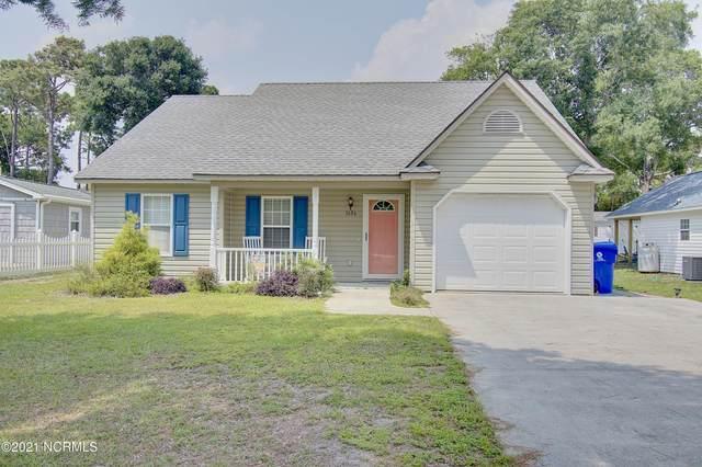 1606 E Oak Island Drive, Oak Island, NC 28465 (MLS #100283370) :: Vance Young and Associates