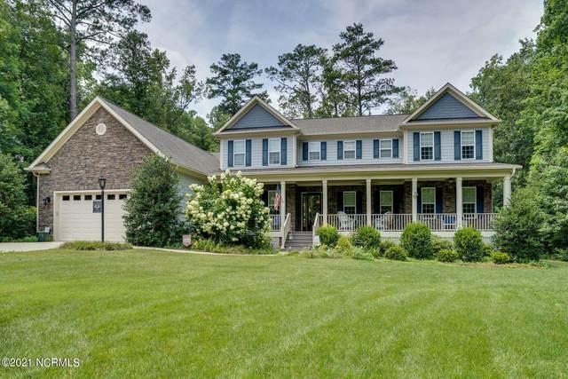 93 Hoylake, Rocky Mount, NC 27804 (MLS #100283375) :: David Cummings Real Estate Team