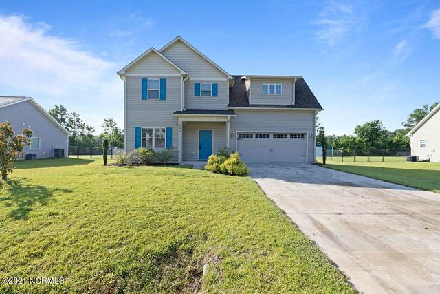 106 Waterford Way, Maysville, NC 28555 (MLS #100283383) :: The Rising Tide Team