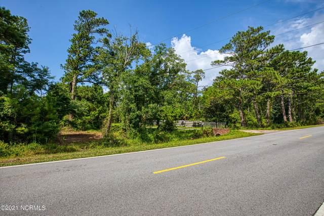 374 Seashore Drive, Atlantic, NC 28511 (MLS #100283388) :: Courtney Carter Homes