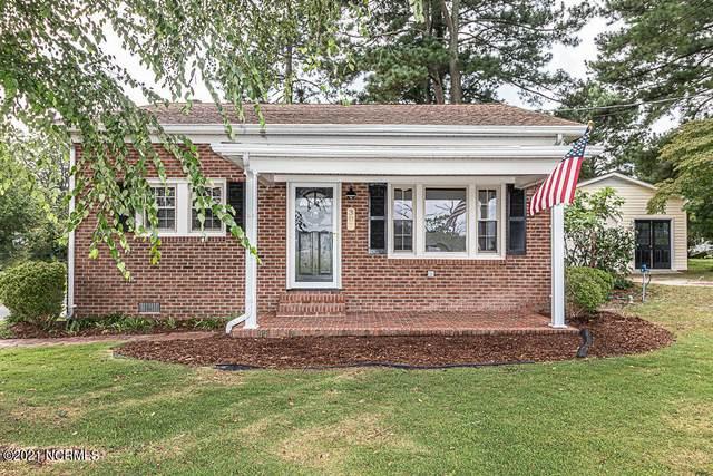 307 E Cedar Street, Nashville, NC 27856 (MLS #100283402) :: Courtney Carter Homes