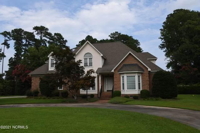 3905 Fernwood Lane, Greenville, NC 27834 (MLS #100283415) :: Stancill Realty Group
