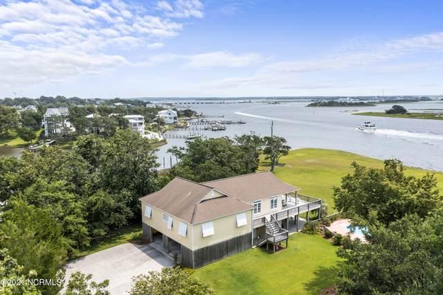 622 Barbour Pt Road, Swansboro, NC 28584 (MLS #100283416) :: Berkshire Hathaway HomeServices Hometown, REALTORS®