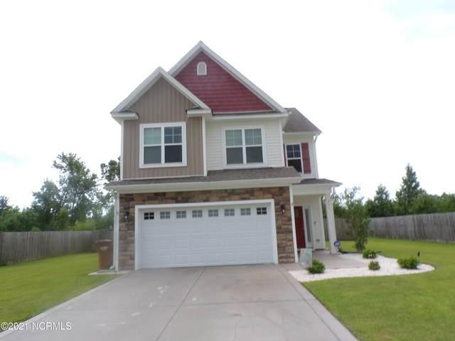 221 Hidden Oaks Drive, Jacksonville, NC 28546 (MLS #100283424) :: Stancill Realty Group