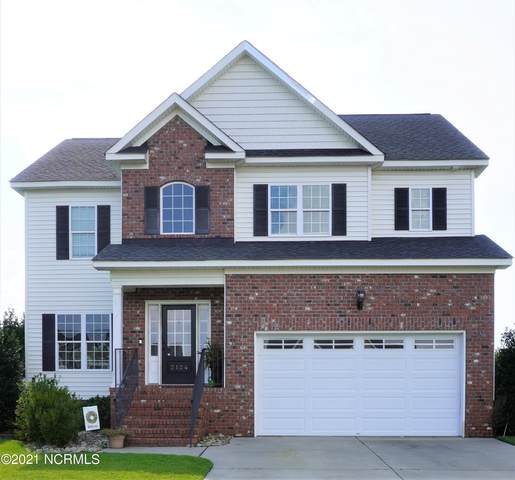 2124 Coleman Drive, Winterville, NC 28590 (MLS #100283425) :: Stancill Realty Group