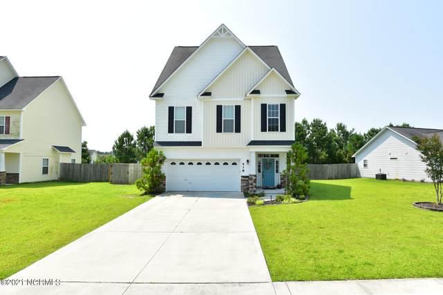 418 Savannah Drive, Jacksonville, NC 28546 (MLS #100283426) :: RE/MAX Elite Realty Group