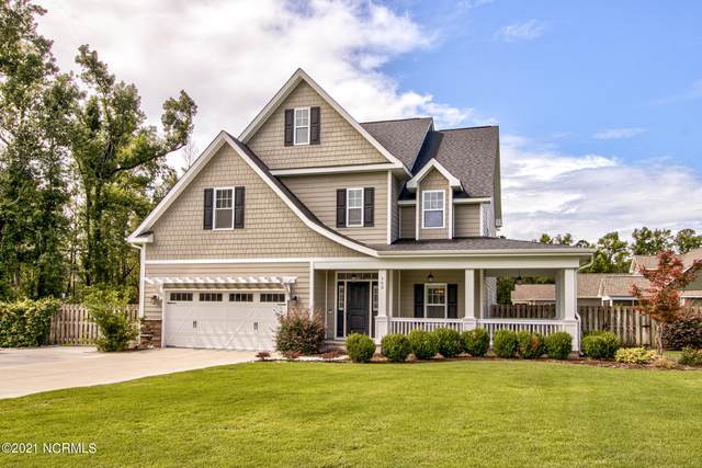 162 Estuary Drive, Hampstead, NC 28443 (MLS #100283436) :: Thirty 4 North Properties Group