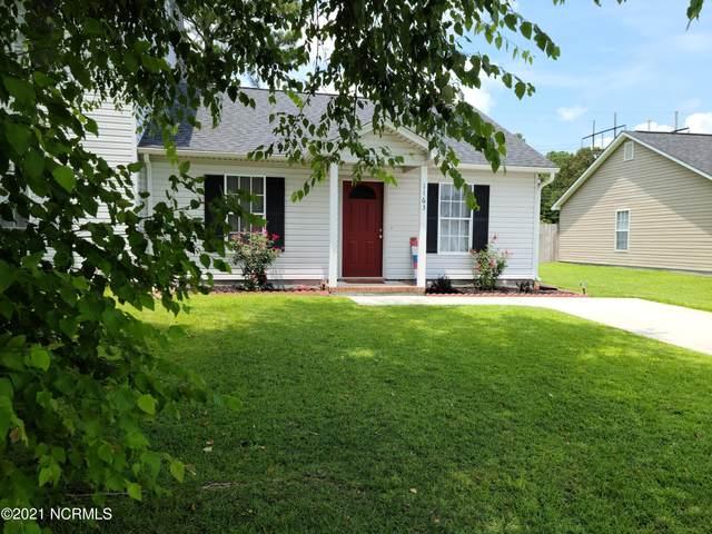 1163 Pueblo Drive, Jacksonville, NC 28546 (MLS #100283479) :: Vance Young and Associates