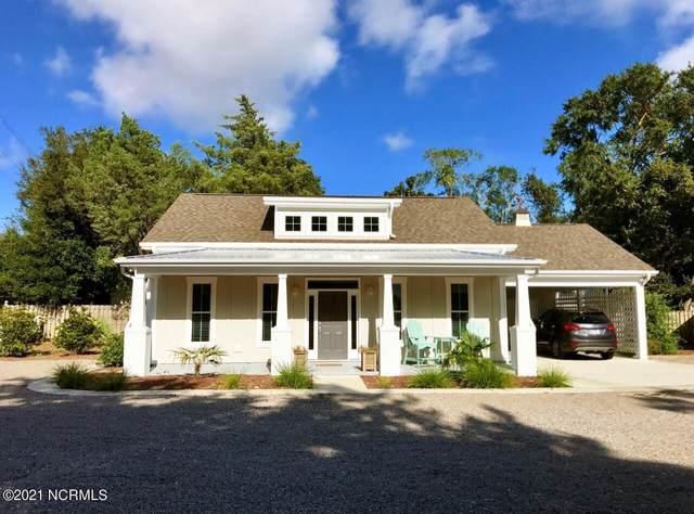515 Spencer Farlow Drive A, Carolina Beach, NC 28428 (MLS #100283480) :: CENTURY 21 Sweyer & Associates