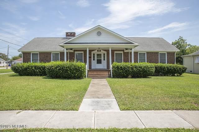 312 Pollock Street, Beaufort, NC 28516 (MLS #100283481) :: Courtney Carter Homes