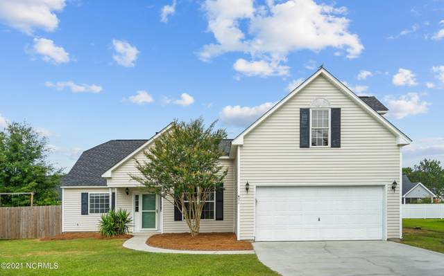 671 Hickory Branches Drive, Belville, NC 28451 (MLS #100283484) :: The Cheek Team