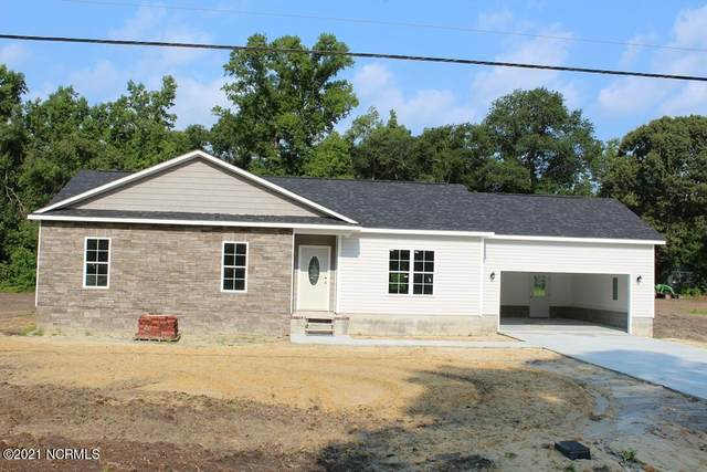 122 Fire Tower Road, Richlands, NC 28574 (MLS #100283485) :: Courtney Carter Homes