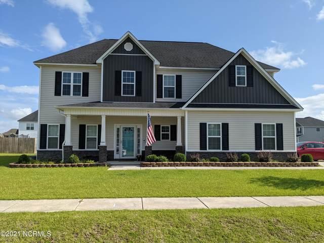 305 Aquamarine Circle, Jacksonville, NC 28546 (MLS #100283490) :: Holland Shepard Group