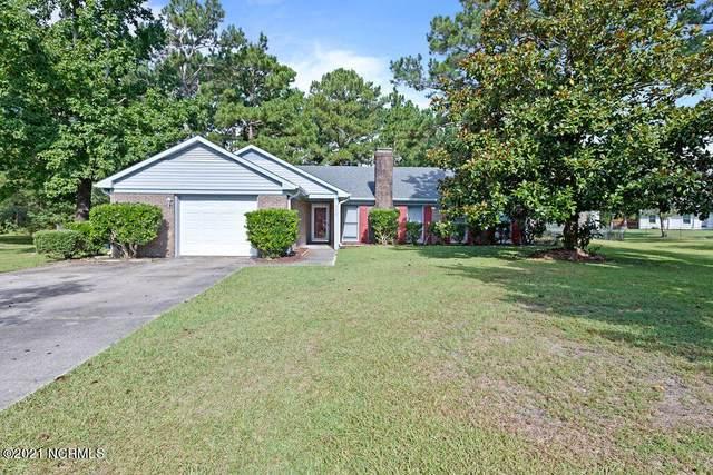 112 Old Post Court, Jacksonville, NC 28546 (MLS #100283496) :: Berkshire Hathaway HomeServices Prime Properties