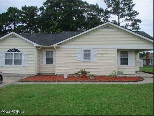 2009 Hunters Ridge Drive, Midway Park, NC 28544 (MLS #100283505) :: RE/MAX Elite Realty Group