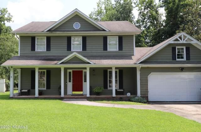 106 Dunbar Lane, Jacksonville, NC 28540 (MLS #100283514) :: The Oceanaire Realty