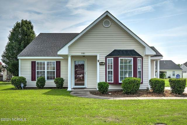 1101 Centipede Drive, Rocky Mount, NC 27801 (MLS #100283539) :: Lynda Haraway Group Real Estate