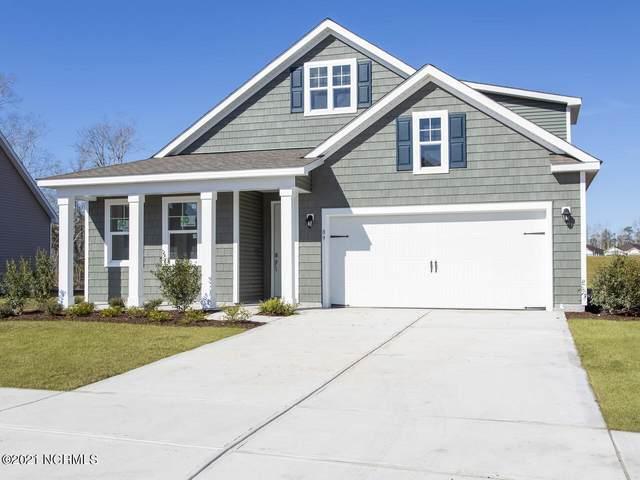 126 Swingbridge Trail Lot 86, Surf City, NC 28445 (MLS #100283542) :: Lynda Haraway Group Real Estate