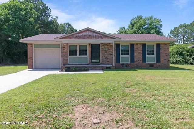 107 Butternut Lane, Jacksonville, NC 28540 (MLS #100283543) :: Lynda Haraway Group Real Estate