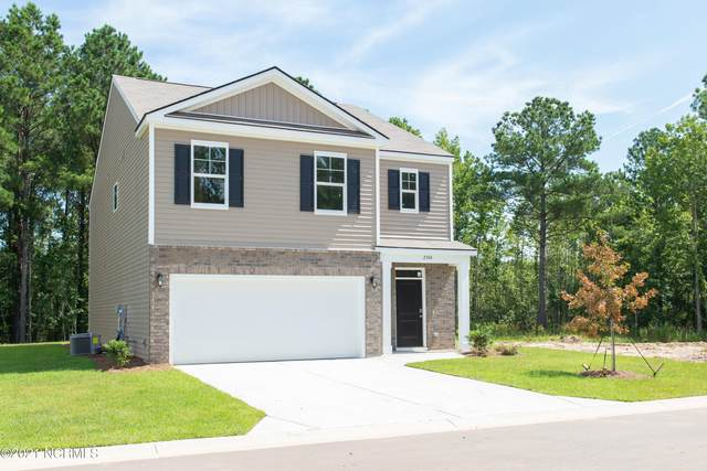 810 Airlie Vista Lane Lot 167, Surf City, NC 28445 (MLS #100283554) :: The Oceanaire Realty