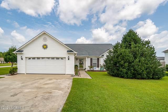 501 Saddlehorn Court, Swansboro, NC 28584 (MLS #100283556) :: Carolina Elite Properties LHR