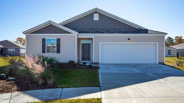 606 Airlie Vista Lane Lot 117, Surf City, NC 28445 (MLS #100283585) :: RE/MAX Essential