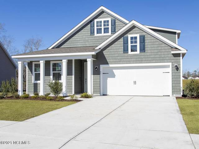 120 Swingbridge Trail Lot 89, Surf City, NC 28445 (MLS #100283594) :: RE/MAX Essential