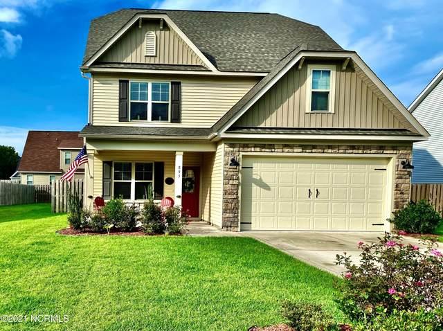 895 Heart Wood Loop Road NE, Leland, NC 28451 (MLS #100283609) :: Shapiro Real Estate Group