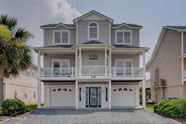 38 Goldsboro Street, Ocean Isle Beach, NC 28469 (MLS #100283617) :: Lynda Haraway Group Real Estate