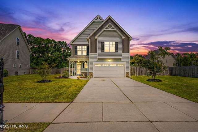 425 Savannah Drive, Jacksonville, NC 28546 (MLS #100283658) :: Lynda Haraway Group Real Estate