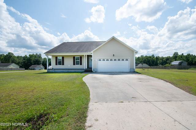 401 Old Stage Road, Richlands, NC 28574 (MLS #100283667) :: The Legacy Team