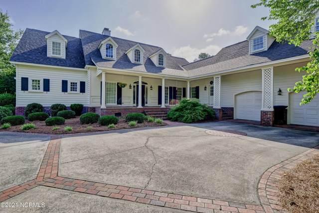 110 Pine Ridge Drive, Wallace, NC 28466 (MLS #100283688) :: Lynda Haraway Group Real Estate
