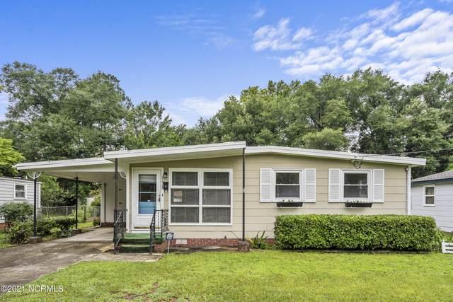 2418 Monroe Street, Wilmington, NC 28401 (MLS #100283693) :: Welcome Home Realty